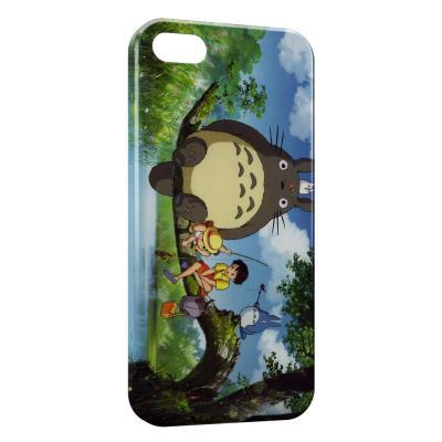 Coque iPhone 6S Mon voisin Totoro Manga Anime