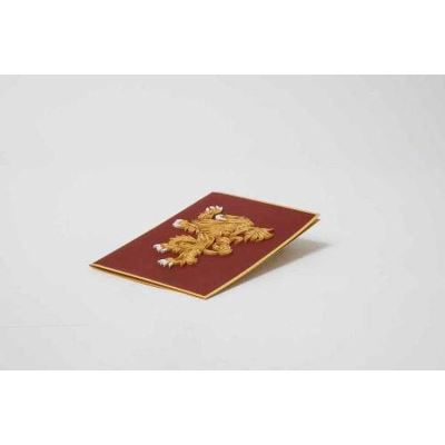 Game of Thrones: House Lannister Quilled Card - [Version Originale]