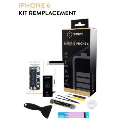 Kit complet réparation batterie iPhone 7   Tout pour Phone