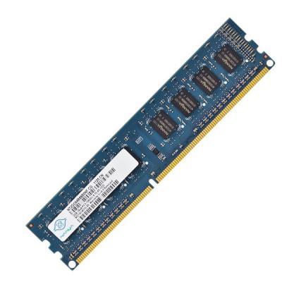 Marque : NANYA Référence : NT2GC64B88G0NF-CG Puce : NANYA Type de Module : DDR3 Type de Bus : PC3-10600U Fréquence : 1333Mhz Densité : 2 Go Disposition Logique : 1Rx8 Code de Correction d´Erreur (ECC) : non ECC Registered /Unbuffered /Load Reduced : Unbuf