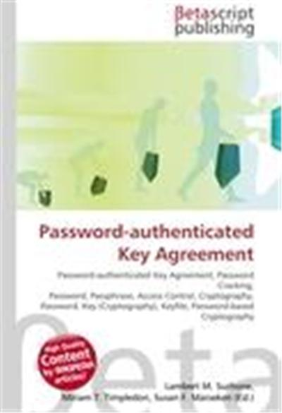 Password-authenticated Key Agreement