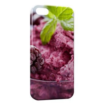 coque iphone 7 plus framboise