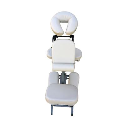 Chaise de massage pliante Beige
