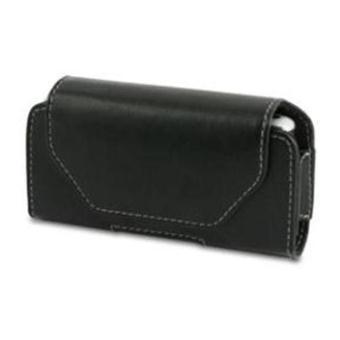 Etui horizontal Holster avec passant et clip ceinture - Fermeture aimant -  Couleur Noir pour le Motorola Gleam - Etui pour téléphone mobile - Achat    prix   ... 3a137fac03c