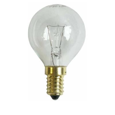LAMPE DE FOUR 40W-230V-300°C (75X45MM)