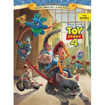 Toy story 4-gran libro de la pelicu