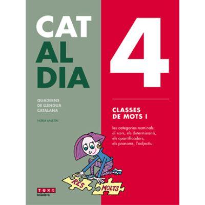 4 Classes De Mots. Cat Al Dia 2019 - [Livre en VO]