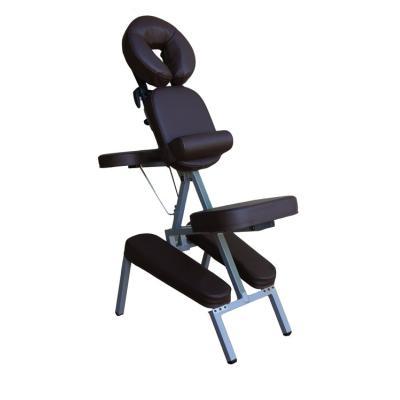 Chaise de massage pliante Chocolat