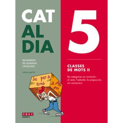 5 Classes De Mots Ii. Cat Al Dia 2019 - [Livre en VO]