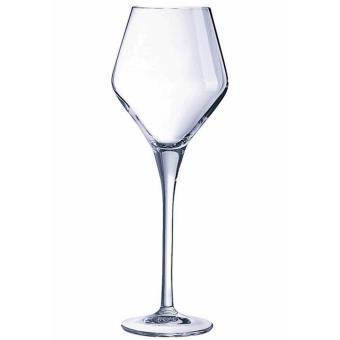 Cristal Darques Verres.Cristal D Arques 9203305 Coffret De 6 Verres A Pied Ose 30 Cl