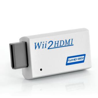 GameCube ou Wii ? Convertieur-HDMI-Nintendo-Wii-Full-HD-1080p