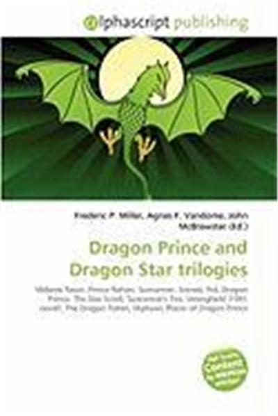 Dragon Prince and Dragon Star Trilogies