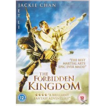FORBIDDEN KINGDOM (DVD)(IMP)