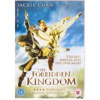 FORBIDDEN KINGDOM (DVD)(IMP)