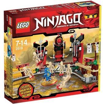 Lego ninjago 2519 le bowling des squelettes lego achat - France 3 ninjago ...