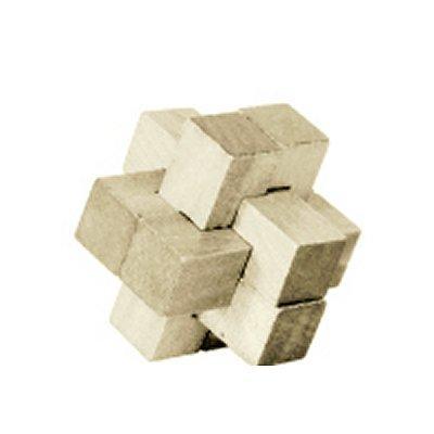 Gigamic - Casse-tete en bois - Carré