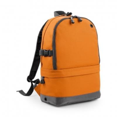 Sac à dos sport avec compartiment pour ordinateur - BG550 - orange