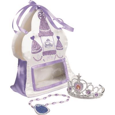 Sac et accessoires princesse sofia rubie's