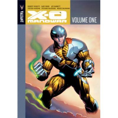 X-O Manowar Volume 1 (Hardcover)