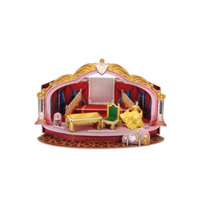 Bullyland - La Belle et la Bête Playset avec figurine Magic Moments Belle