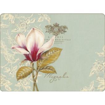 4 Sets de table rigides Vintage Magnolia - Pimpernel - Pimpernel ...