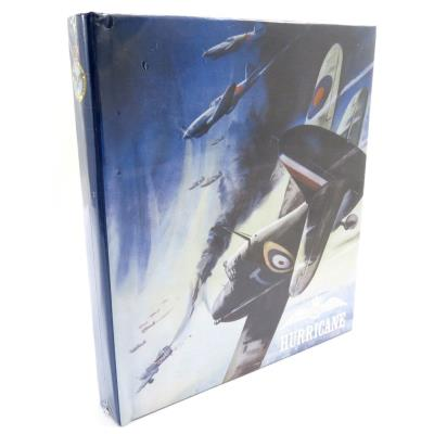 Carnet créateur 'Royal Air Force' Hurricane