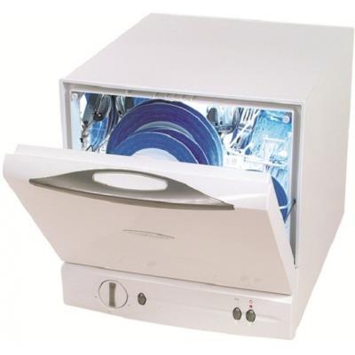 Lave-vaisselle TEAM 45 cm DW 3223 D 4 couverts Blanc