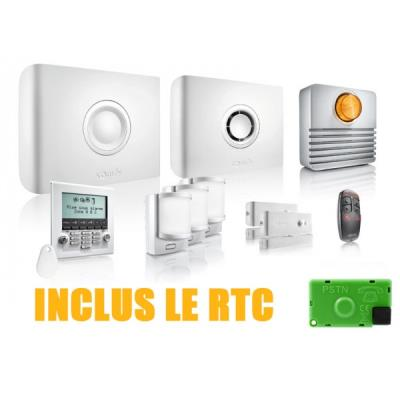 Alarme Somfy Protexiom 600 Rtc Et Gsm - Achat & Prix | Soldes Fnac