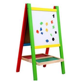 tableau 2 en 1 pour enfant ardoise et magn tique jeu de construction magn tique achat prix. Black Bedroom Furniture Sets. Home Design Ideas