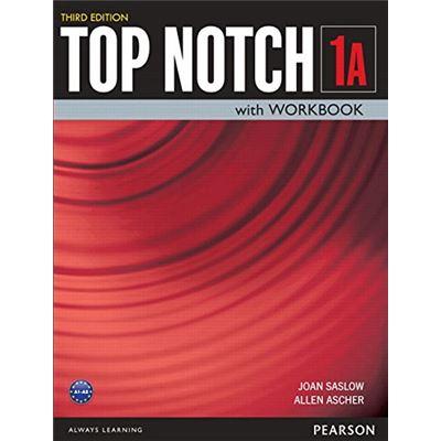 Top Notch 1 - Student Book Split A (+ Workbook)