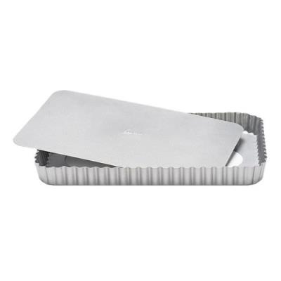 Moule à tarte 31,5 x 21,5 cm silver-top patisse 03568