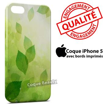 coque iphone 5 nature