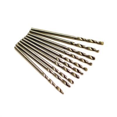 Fraise HSS Forets forets à spirale 1,5 mm série 10pk
