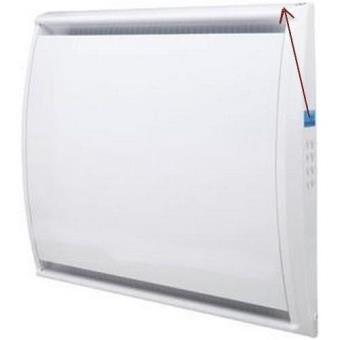chauffage radiateur electrique 1000w inertie coeur fonte programmable chauffage achat prix. Black Bedroom Furniture Sets. Home Design Ideas
