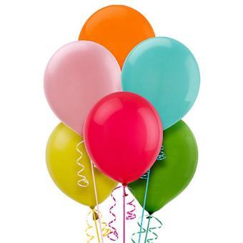 """Image Ballon ballon de baudruche geants 12"""" - sachet de 100 - article de fête"""