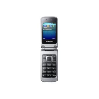 Téléphone GSM SAMSUNG C3520 GRIS