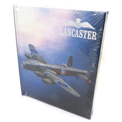 Carnet créateur 'Royal Air Force' Lancaster