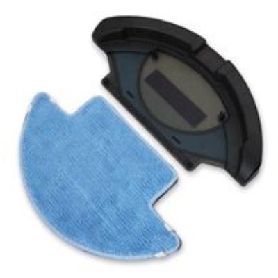 Accessoire pour nettoyer le sol avec tissu en microfibre. Robots aspirateurs compatibles : Conga, Conga Slim et Conga Slim 890. Nettoie le sol et passe la serpillère.Accessoire de Cecotec.