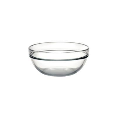 Bol en verre de cuisinier mm 170 ml 1063 95 g 170 mm (6.8). pack quantité 6 arcoroc 410-206