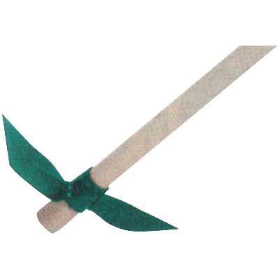 CAP VERT - Serfouette forgée panne et langue 26 cm emmanché
