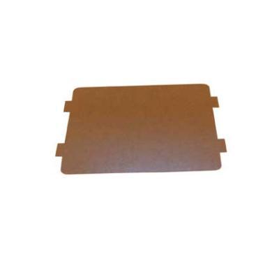 PLAQUE MICA GUIDE D'AIR 100 X 110 M/M