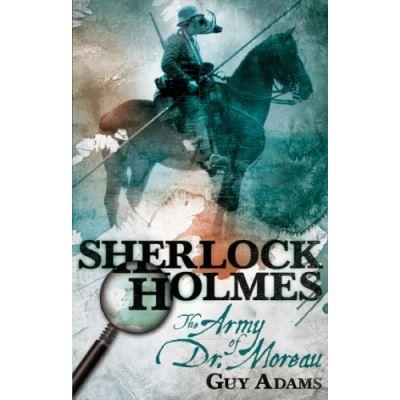 Sherlock Holmes Guy Adams