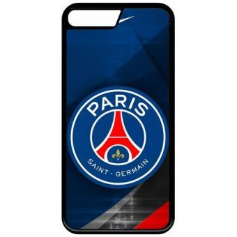 outlet online various colors popular brand Coque apple iphone 7+ plus psg paris saint germain metalise