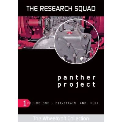 Panther Project Volume 1: Drivetrain and Hull: Drivetrain and Hull v. 1 (The Panther Project) - [Livre en VO]