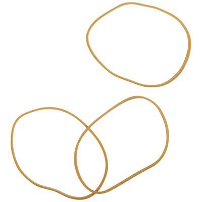 Bracelet caoutchouc blond 80 mm - sac de 1kg