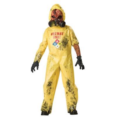 Costume d'agent de désinfection pour garçon - 6-8 ans