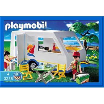 playmobil caravane 3236 n03 playmobil achat prix fnac. Black Bedroom Furniture Sets. Home Design Ideas