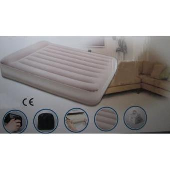 matelas 2 personnes pour camping ou maison gonflable avec. Black Bedroom Furniture Sets. Home Design Ideas