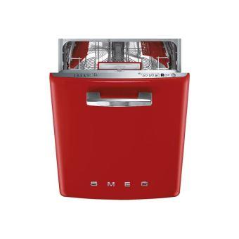 smeg 50 39 s style st2fabrd lave vaisselle int grable. Black Bedroom Furniture Sets. Home Design Ideas