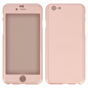 coque 360 iphone 6 rose